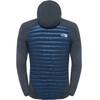 The North Face M's Verto Micro Hybrid Jacket Cosmic Blue/Asphalt Grey